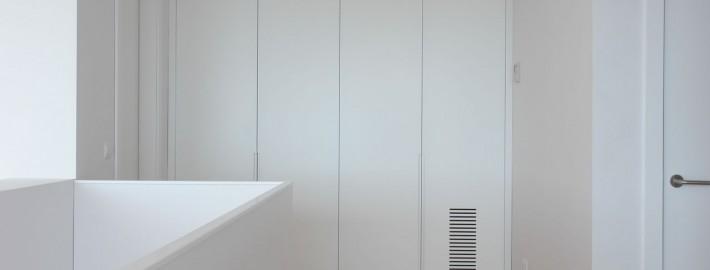 armario dm-h lacado blanco