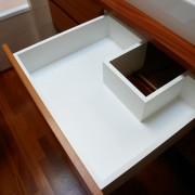 interior cajón baño menorca