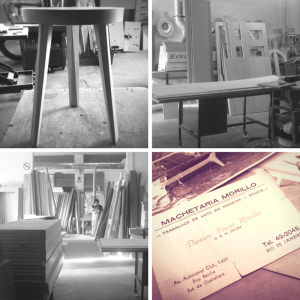 taller madera menorca