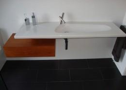 mueble baño a medida menorca