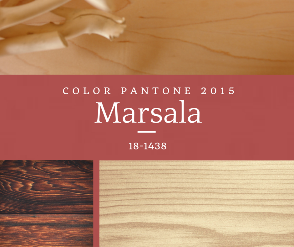 Marsala u2013 Pantone color of the year