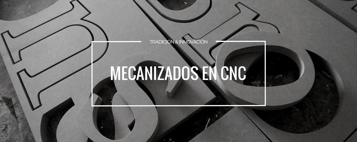 mecanizados en cnc